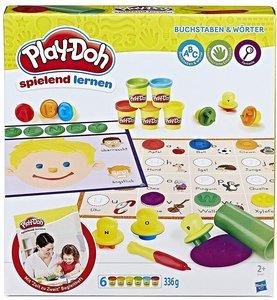 Hasbro Play-Doh B3407100 - Buchstaben & Wörter, Knete
