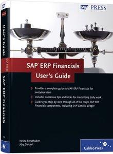 SAP ERP Financials User's Guide