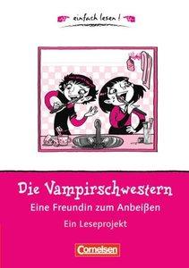 Die Vampirschwestern - eine Freundin zum Anbeißen