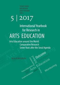 International Yearbook for Research in Arts Education 5/2017