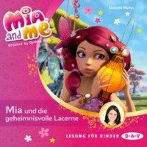 Mia and me 08: Mia und die geheimnisvolle Laterne