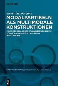 Modalpartikeln als multimodale Konstruktionen