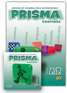 Prisma A2 Continúa - Libro del alumno + CD