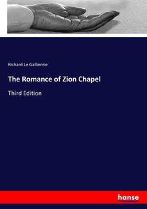 The Romance of Zion Chapel