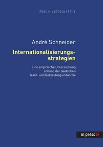 Internationalisierungsstrategien