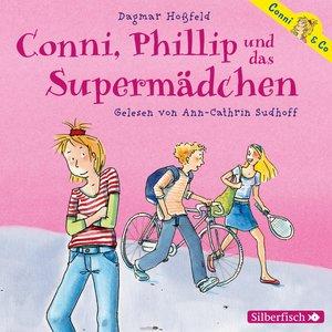 Conni & Co - Conni, Phillip und das Supermädchen