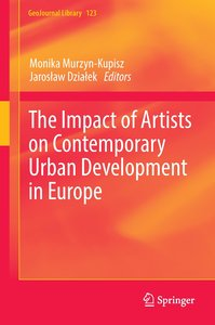 The Impact of Artists on Contemporary Urban Development in Europ