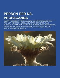 Person der NS-Propaganda