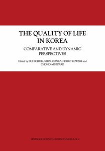 The Quality of Life in Korea
