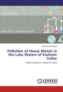 Pollution of Heavy Metals in the Lake Waters of Kashmir Valley