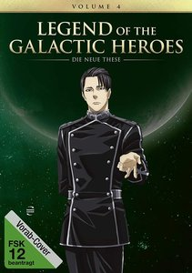 Legend of the Galactic Heroes: Die Neue These Vol. 4