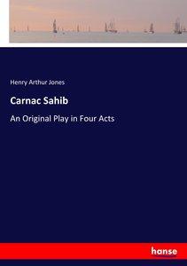 Carnac Sahib