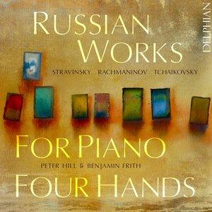 Russische Werke für Klavier zu 4 Händen