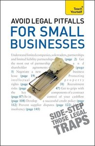 Teach Yourself: Avoid Legal Pitfalls for Small Businesses