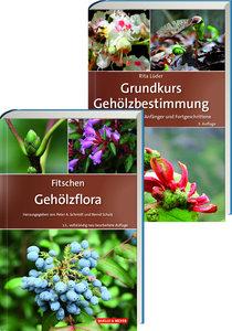 Fitschen - Gehölzflora (13. Auflage) + Grundkurs Gehölzbestimmun
