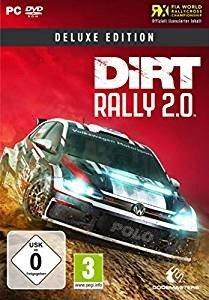 DiRT Rally 2.0 Deluxe Edition. Für Windows 7/8/10