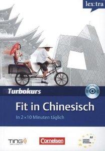 Lextra Chinesisch Turbokurs A1. Fit in Chinesisch