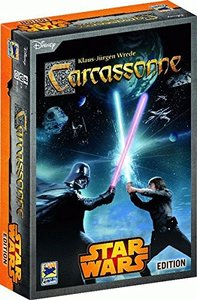 Star Wars, Carcassonne