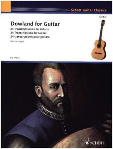 Dowland for Guitar
