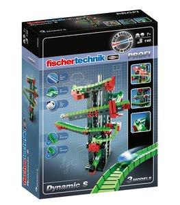Fischertechnik 536620 - Konstruktionsspielzeug, Dynamic S