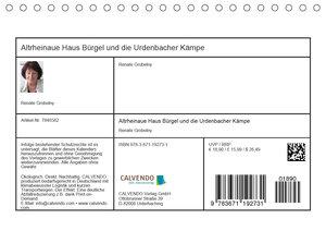 Altrheinaue Haus Bürgel und die Urdenbacher Kämpe