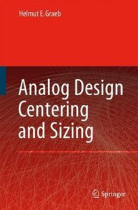 Analog Design Centering and Sizing
