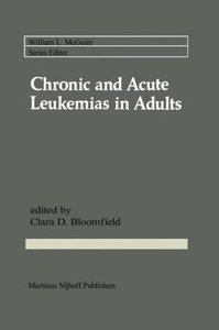 Chronic and Acute Leukemias in Adults