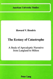 The Ecstasy of Catastrophe