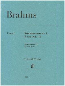 Streichsextett Nr. 1 B-dur op. 18