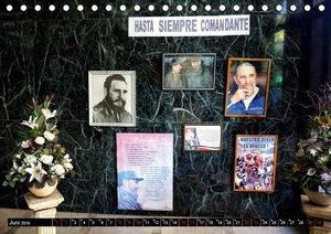 Adios Fidel - Abschied von einer Ikone (Tischkalender 2019 DIN A