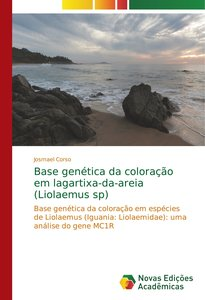 Base genética da coloração em lagartixa-da-areia (Liolaemus sp)