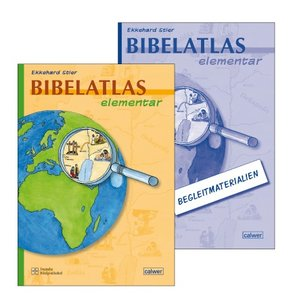 Kombi-Paket: Bibelatlas elementar
