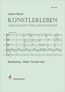 Künstlerleben (Johann Strauß)