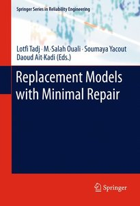 Replacement Models with Minimal Repair