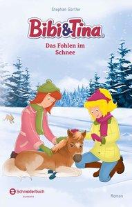 Bibi & Tina - Das Fohlen im Schnee