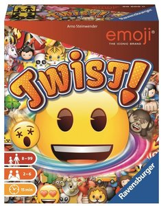 Ravensburger 267538 Emoji Twist