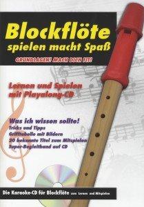 Blockflöte spielen macht Spaß