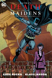 Batman Death & the Maidens