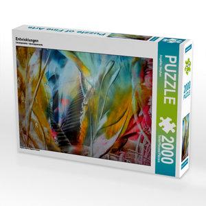 Entwicklungen 2000 Teile Puzzle quer