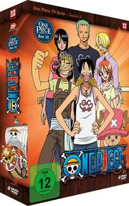 One Piece - TV-Serie - Box 10