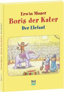 Boris der Kater - Der Elefant