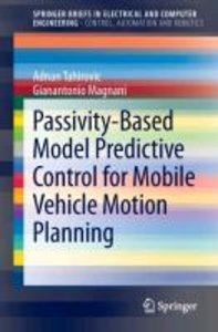 Passivity-Based Model Predictive Control for Mobile Vehicle Moti