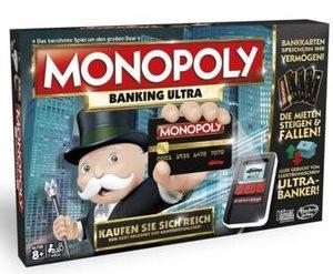 Monopoly Banking Ultra - österreichische Version