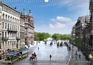 Hamburg zur Kaiserzeit - Fotos neu restauriert und koloriert