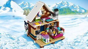 LEGO® Friends 41323 - Chalet im Wintersportort