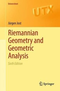 Riemannian Geometry and Geometric Analysis