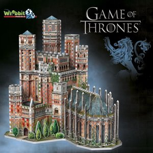 Game of Thrones Roter Bergfried / The Red Keep (Puzzle)