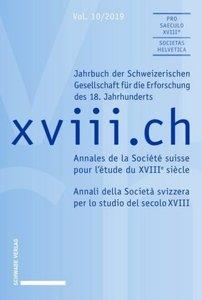 xviii.ch Vol.10/2019
