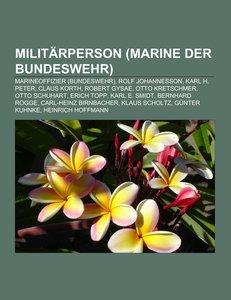Militärperson (Marine der Bundeswehr)