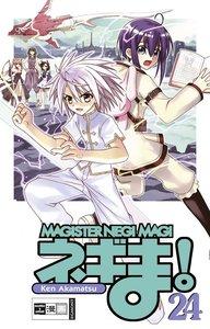 Negima! Magister Negi Magi 24